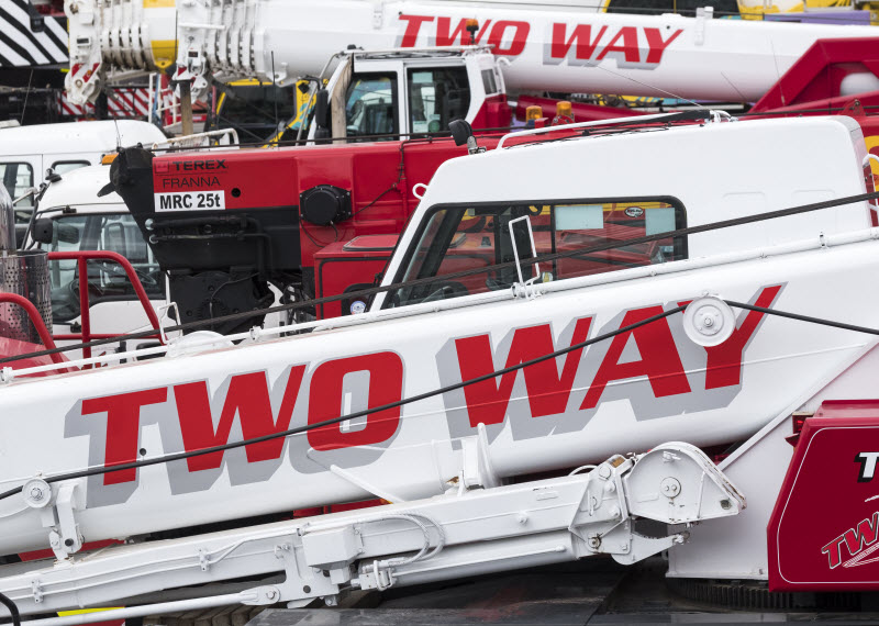 TWC 100 Percent CrewSafe Certified