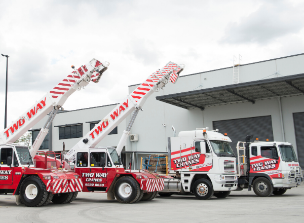 Choosing The Right Crane For Your Job
