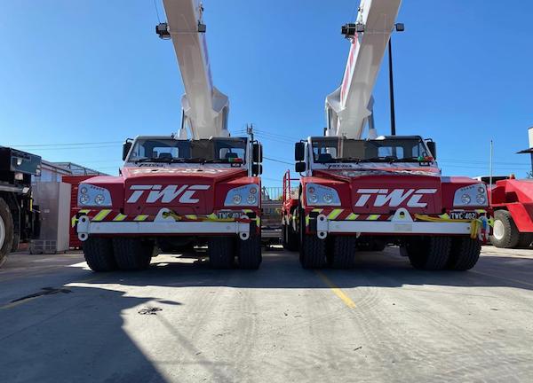 Crane maintenance is important