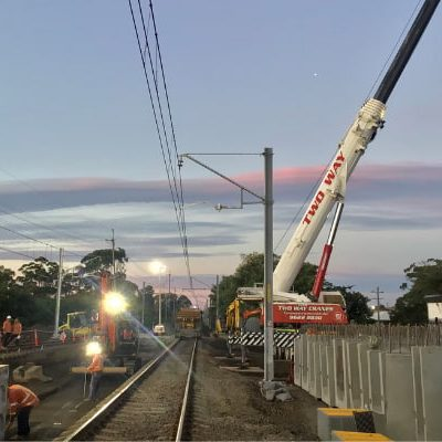 Wollongong crane hire services