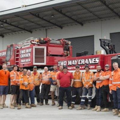 How we support our crane operators and the community